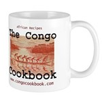 Congo Cookbook Mug