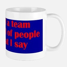 teameffort_bs3 Mug