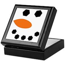 Snowman Keepsake Box
