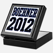 Boehner 2012 Keepsake Box