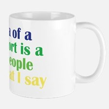 teameffort_btle2 Mug