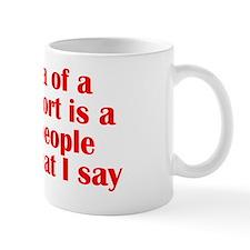 teameffort_btle3 Mug