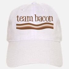 Team Bacon Baseball Baseball Cap