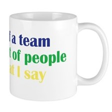teameffort_bs2 Mug