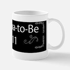 BlkBmpr_GmaToBe11a Mug