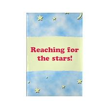stars Rectangle Magnet