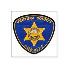 "venturasheriff Square Sticker 3"" x 3"""