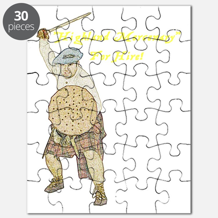 highland-mercenary001c1a Puzzle