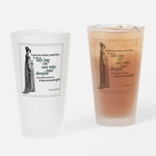 JANUARY2011 copy Drinking Glass