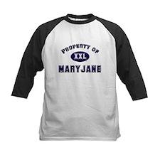 Property of maryjane Tee