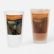 The_Scream Drinking Glass