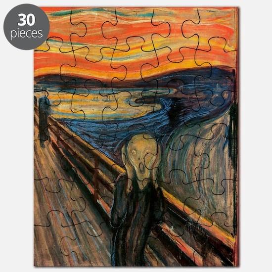 The_Scream Puzzle