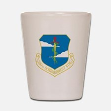 380th Bomb Wing Shot Glass