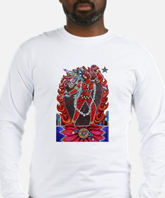 "Bickman ""Vajrayogini""  Long Sleeve T-Shirt"