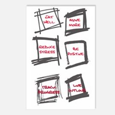 modern Postcards (Package of 8)