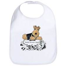 Welsh Terriers Rule! Bib