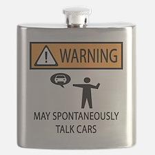 TALK CARS Flask