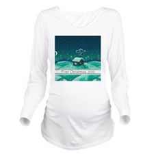 amy Long Sleeve Maternity T-Shirt