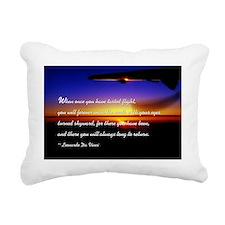 daVinci14x10 Rectangular Canvas Pillow