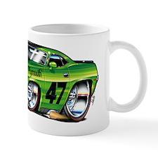 70CudaGreenRace Mug