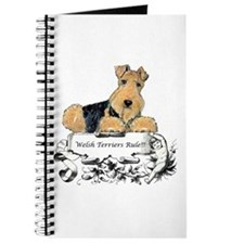 Welsh Terriers Rule! Journal