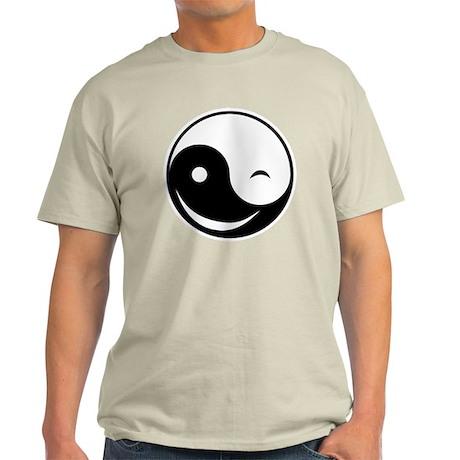 Winky Yin Yang Light T-Shirt