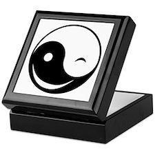 Winky Yin Yang Keepsake Box
