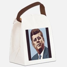 jfk-1-LG Canvas Lunch Bag