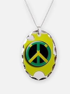 rasta peace yellow i phone 4 s Necklace