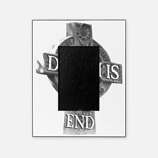 death cross dark Picture Frame