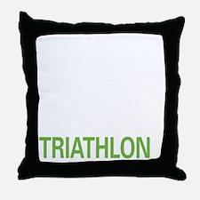 livetriath2 Throw Pillow
