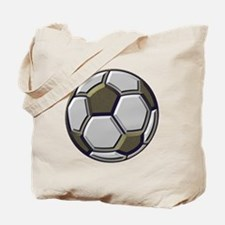 soccer art bevel 1 Tote Bag