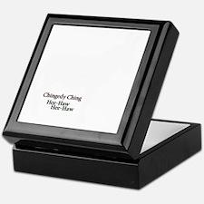 Dominick Keepsake Box