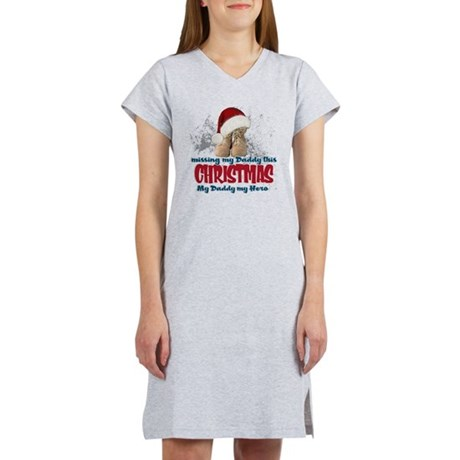 For Angie2x Women's Nightshirt