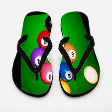 9-Ball Flip Flops