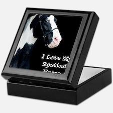 spotted_ipad3 Keepsake Box