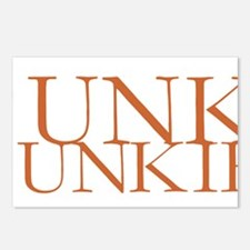 Junk Junkie.gif Postcards (Package of 8)