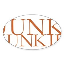 Junk Junkie.gif Decal
