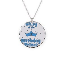 ofthebirthdayprince_sissy Necklace Circle Charm