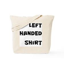 left-handed-shirt Tote Bag