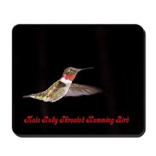 Humming Bird Mousepad