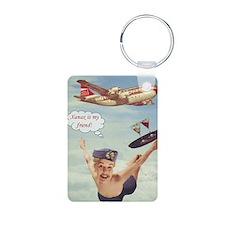 flygirl xanax Keychains