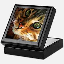 cat coalburn print 031 a Keepsake Box