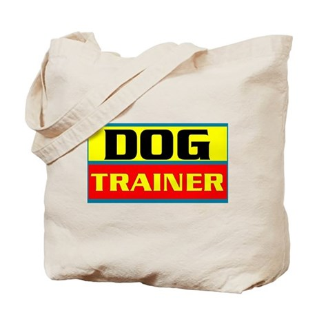 Dog Trainer, Tote Bag