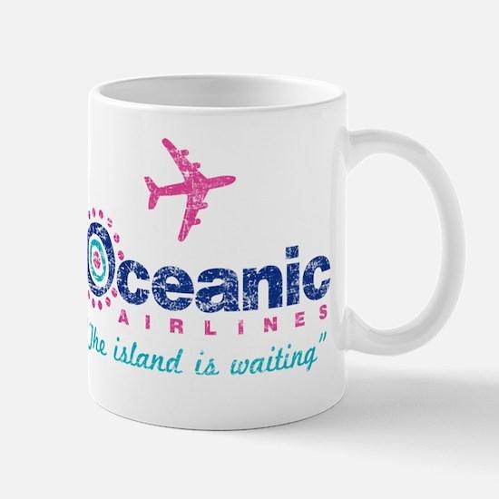 Oceanic Mug
