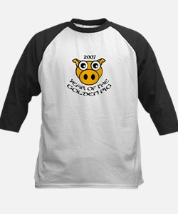YEAR OF THE GOLDEN PIG Tee