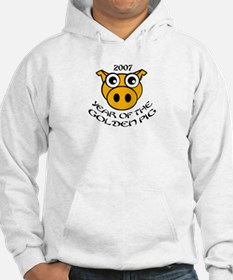 YEAR OF THE GOLDEN PIG Hoodie