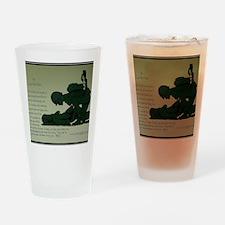 CombatMedicPrayer Drinking Glass