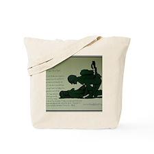 CombatMedicPrayer Tote Bag