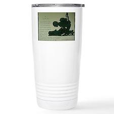 CombatMedicPrayer Thermos Mug